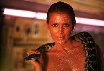 Joanna Cassidy in Warner Brothers' Blade Runner