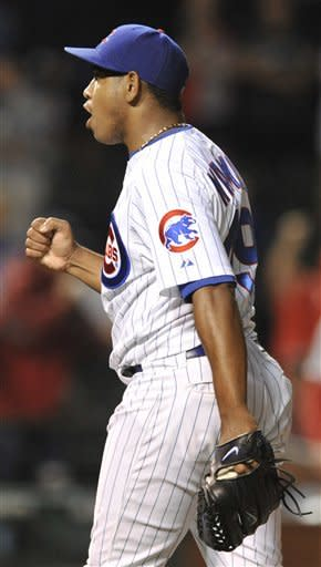 Soriano's HR lifts Cubs over slumping Reds 5-3