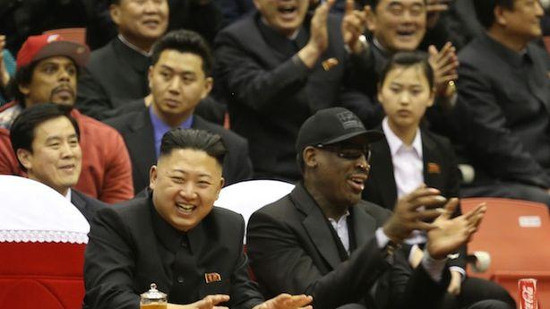 Dennis Rodman Will Return to North Korea on August 1