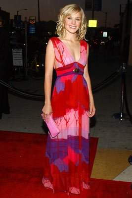 Kristen Bell at the Hollywood premiere of Showtime's Reefer Madness - 4/5/2005