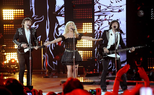 The Band Perry Crooners