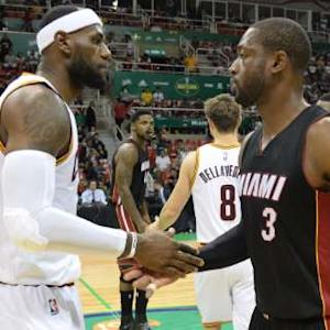 Christmas Day Preview: Cavs vs. Heat