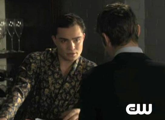 'Gossip Girl' Preview: Nate Helps Chuck Deceive Diana Payne