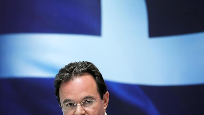 Greek ex-finance minister caught up in scandal