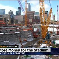 Vikings Adding $647K To Stadium