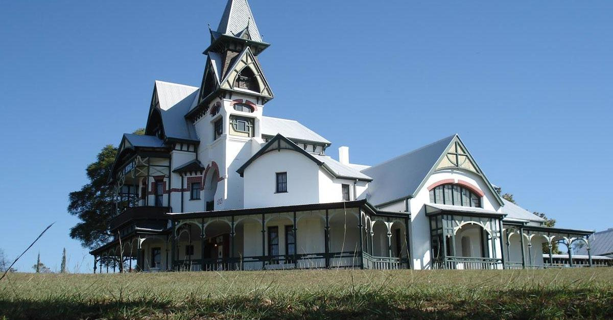 24 Haunted Castle's That Will Leave You Spooked