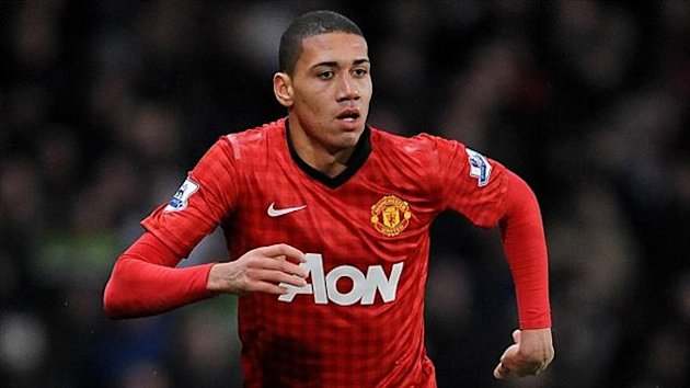 Chris Smalling (PA Photos)