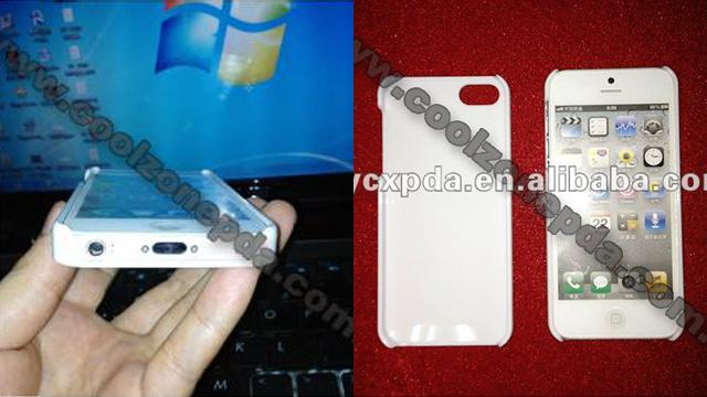 New leaked photos may reveal final iPhone 5 design