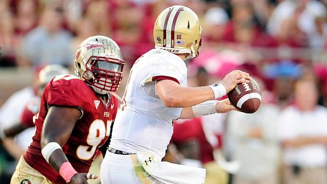 Boston College v Florida State