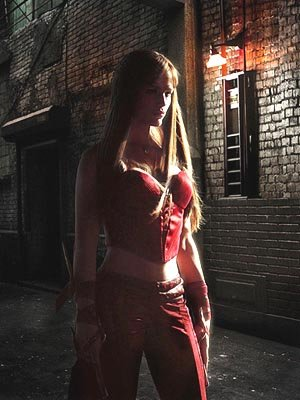 Jennifer Garner as Elektra in 20th Century Fox's Elektra