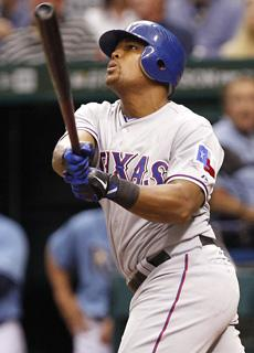 Rangers win ALDS as Beltre belts trey
