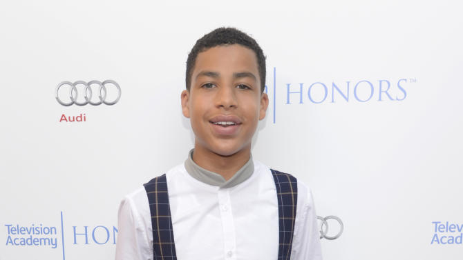 Marcus Scribner arrives at the 8th annual Television Academy Honors  at the Montage hotel on Wednesday, May 27, 2015, in Beverly Hills, Calif. (Photo by Phil McCarten/Invision for the Television Academy/AP Images)