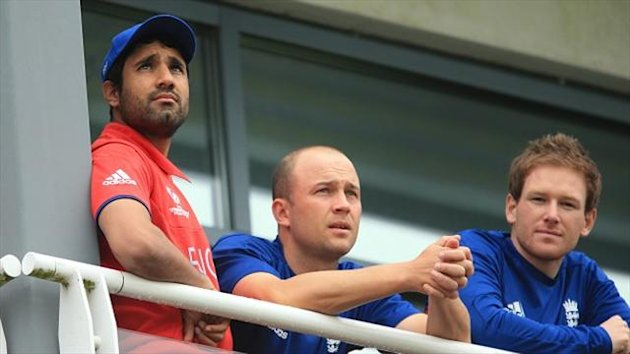 Ravi Bopara, left, has played 89 one-day internationals for England