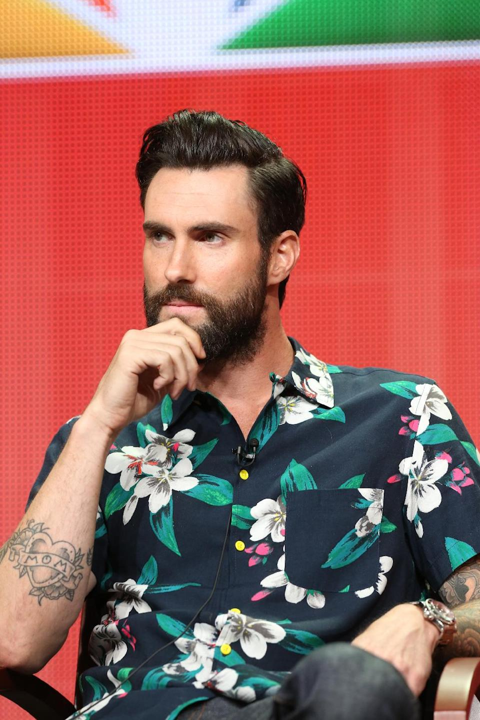 Images Of This Image Released Nbc Shows Adam Levine Quot The Voice