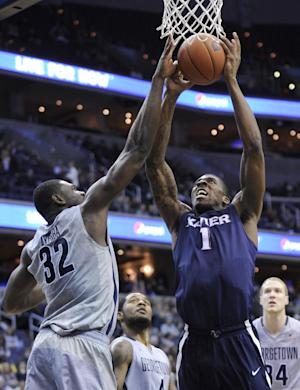 Georgetown beats Xavier 74-52; snaps 2-game skid