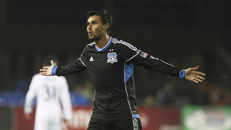 MLS: Vancouver Whitecaps at San Jose Earthquakes