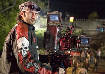 "Robert Rodriguez , director of the ""Planet Terror"" segment of Dimension Films' Grindhouse 2007"