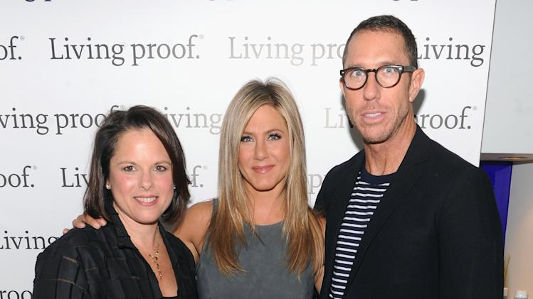 Jennifer Aniston launches Living Proof Good Hair Day Web Series