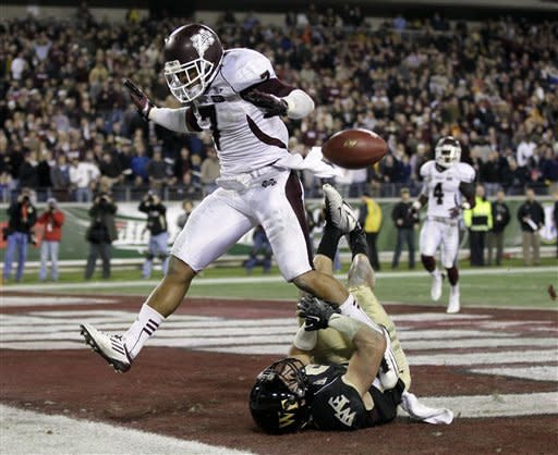 Mississippi St. tops Wake 23-17 in Music City Bowl