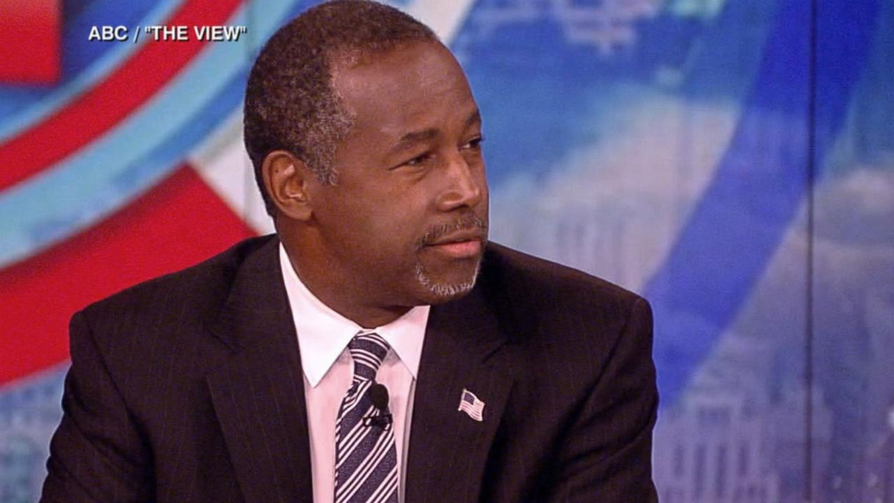 Ben Carson: Would have sacrificed life to stop Oregon attack