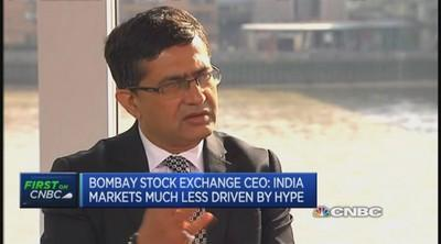 India's IPO market is firing up: BSE Head