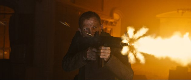 Skyfall Stills