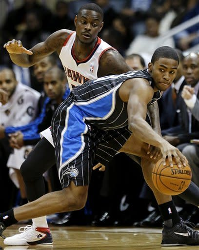 Horford, Williams lead Hawks over Magic 81-72