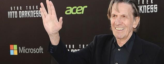 Nimoy remembered with moving eulogy at funeral