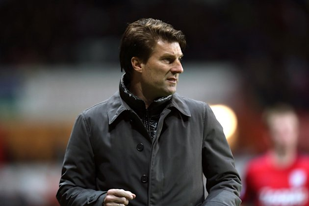 Swansea boss Michael Laudrup has rejected the idea of safety nets at football matches
