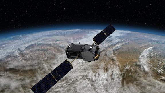 NASA Spacecraft Will Sniff Out Earth's Carbon Dioxide