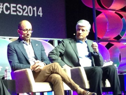 Dick Costolo Maurice levy