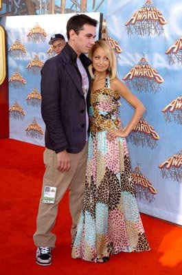 DJ AM and Nicole Richie MTV Movie Awards 2005 - Arrivals Los Angeles, CA - 6/4/05