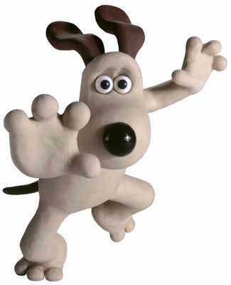 Gromit in DreamWorks Animation's Wallace & Gromit: The Curse of the Were-Rabbit