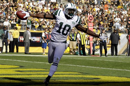 Roethlisberger shines as Steelers rip Jets 27-10