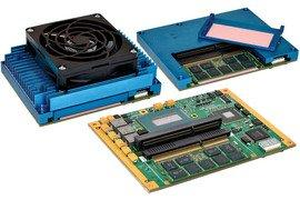 Acromag's New Rugged COM Express Type 6 Modules Feature Intel Core i7/i5 4th-Gen CPUs and Removable Memory