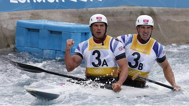 Canoe/Kayak Slalom - Olympic champion Stott set for British selection races