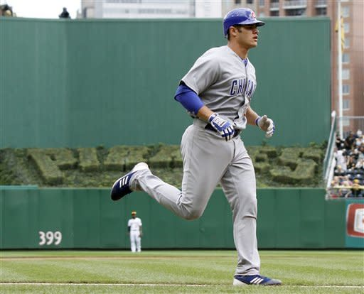 Cubs complete sweep of Pirates with 4-2 victory