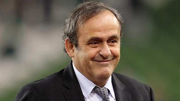 Michel Platini is willing to consider the use of goal-line technology for Euro 2016
