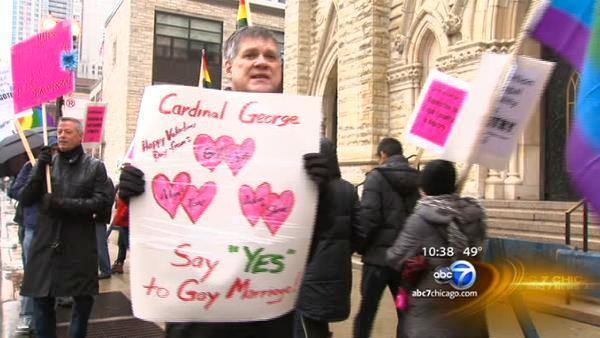 Illinois gay marriage bill could move to House