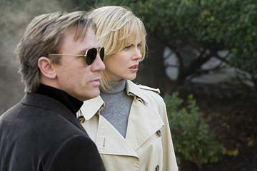 Daniel Craig and Nicole Kidman star in Warner Bros. Pictures' The Invasion
