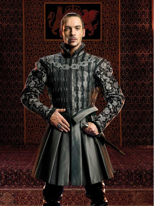"Jonathan Rhys Meyers stars as Henry VIII in ""The Tudors."""