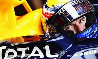 F1: Webber Impresses In Japan