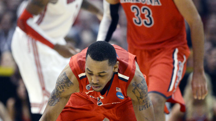 NCAA Basketball: NCAA Tournament-Arizona vs Ohio State