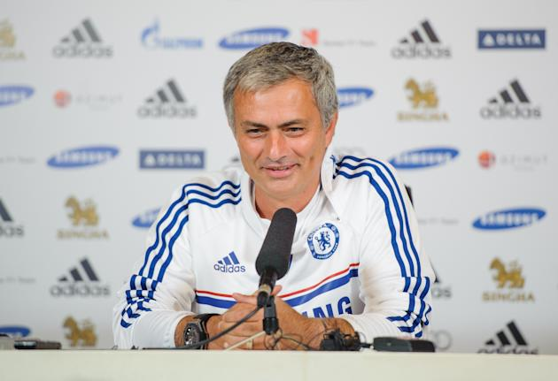 Soccer - Barclays Premier League - Chelsea Press Conference - Chelsea FC Training Ground