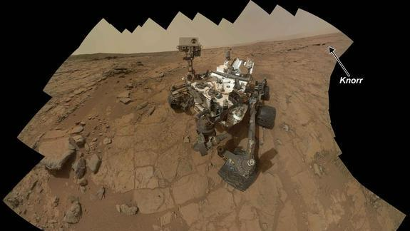 Mars Science by Curiosity Rover Hits New Snag