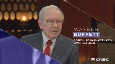 Warren Buffett says the US will do fine under Trump because we've got the 'secret sauce'