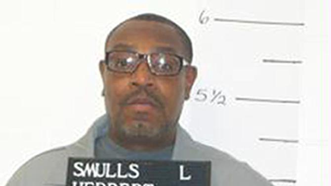 FILE - In this Dec. 13, 2011 file photo released by the Missouri Department of Corrections is death-row inmate Herbert Smulls who is scheduled to die by injection one minute after midnight Wednesday, Jan. 29, 2014 for killing St. Louis County jeweler Stephen Honickman in 1991. Attorneys for Smulls are pressing on with concerns about Missouri's execution drug, even as the state prepares for its third execution since November. (AP Photo/Missouri Department of Corrections)
