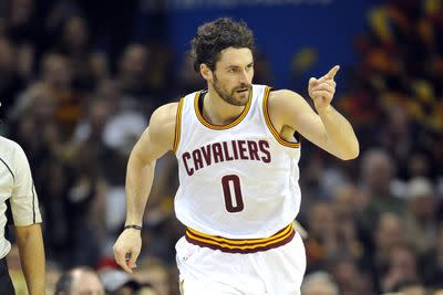 Kevin Love is dominating like he once did in Minnesota