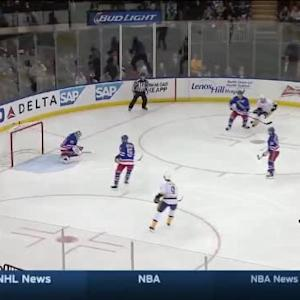 Cam Talbot Save on Craig Smith (03:16/2nd)