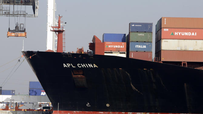 US trade deficit hits $52.6 billion in January